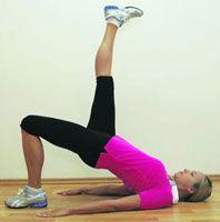 5 вправ для самих проблемних зон
