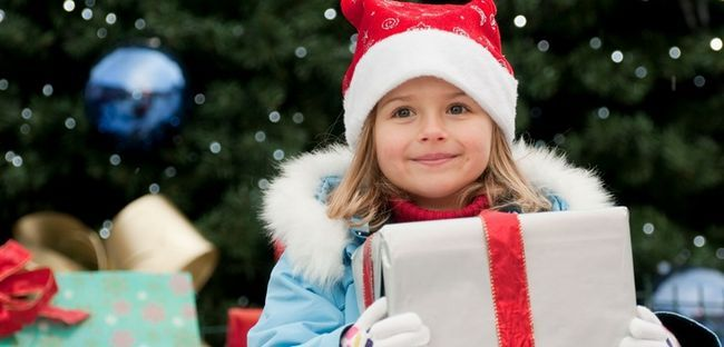 6 ідей новорічних подарунків для дітей