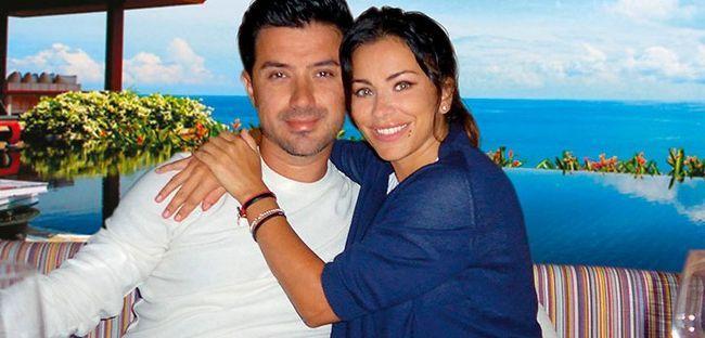 Ані Лорак відпочила зі своєю родиною в Домінікані