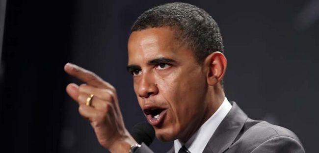 Барак Обама поспішає на допомогу свій дружині