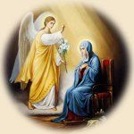 Благовіщення пресвятої богородиці - 7 квітня