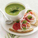 Страви з спаржі: рецепти супів