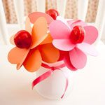 Квітка-валентіка в подарунок на День закоханих