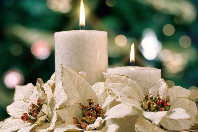 Декоративні свічки своїми руками: майстер-клас