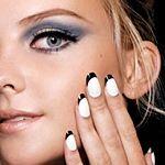 Французький манікюр +2013 - фото нігтів, дизайн