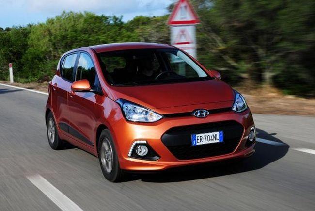 Hyundai i10: огляд, характеристики, фото