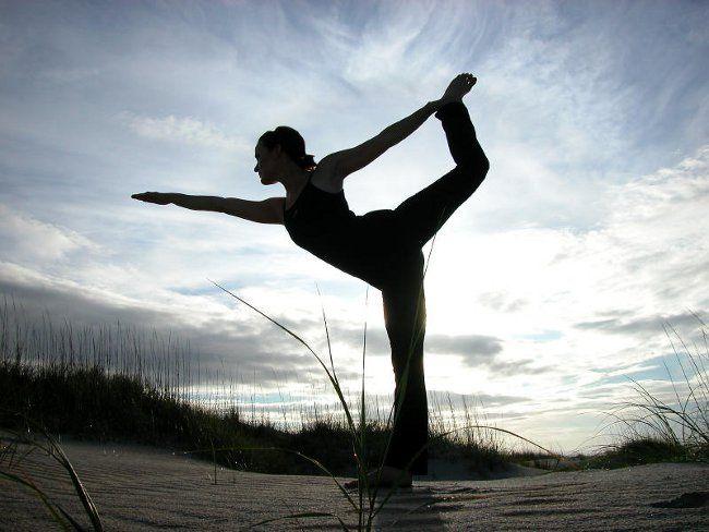 Йога для хребта: вправи для лікування спини