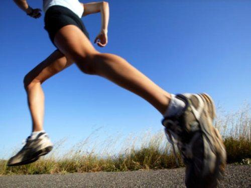 Як бігати, щоб прибрати живіт