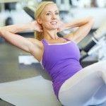 Як швидко прибрати жир з боків і живота, вправи для жінок
