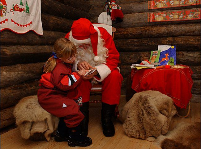 Як написати листа Діду Морозу?