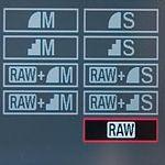 Як відкрити raw