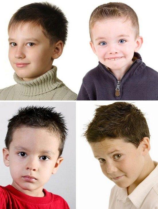 стрижки для хлопчиків