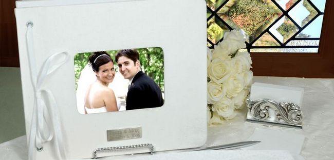 Книга для побажань на весілля: як оформити (фото)