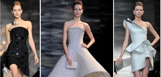 Колекцію Armani розкритикували на паризькому Тижні високої моди