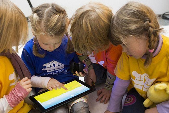 Комп'ютерні ігри для дітей: педагогічний погляд