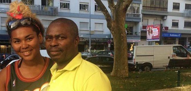Корнелія манго зустрілася в домінікани зі своїм батьком