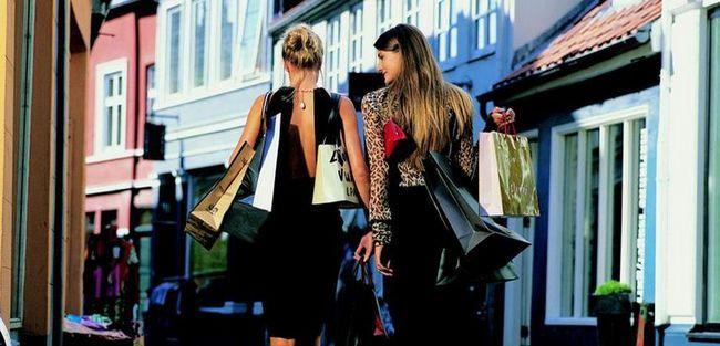 Куди восени поїхати на шопінг