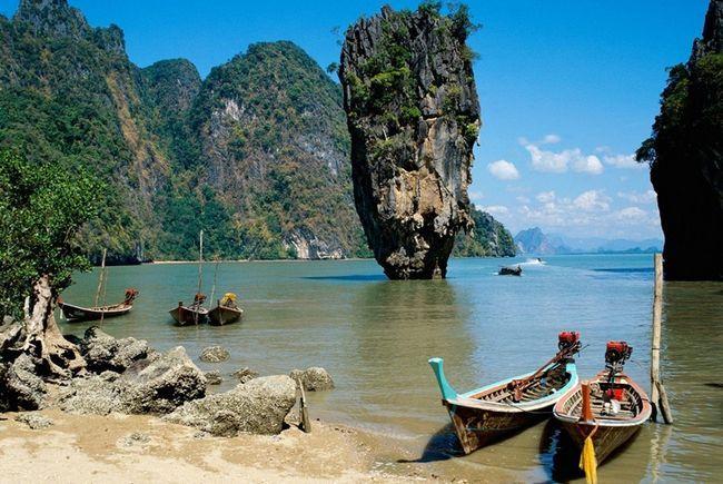 Куди поїхати на Новий Рік: Тайланд