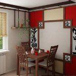 Кухня в японському стилі