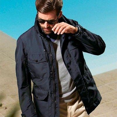 Модна чоловічий одяг, Зима 2015: фото модних тенденцій в чоловічому одязі