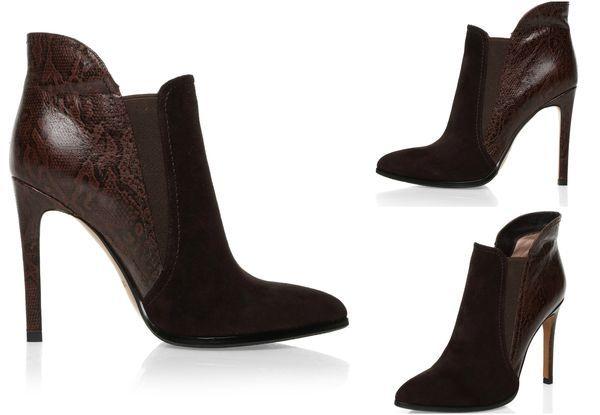 Модне взуття на осінь і зиму