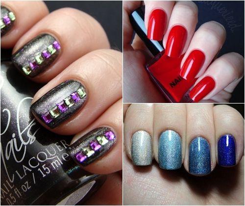 Модні кольори лаку для нігтів зима +2013