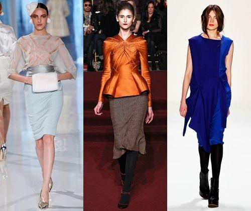 Модні кольори одягу осінь-зима +2014: фото наймодніших відтінків +2014 року