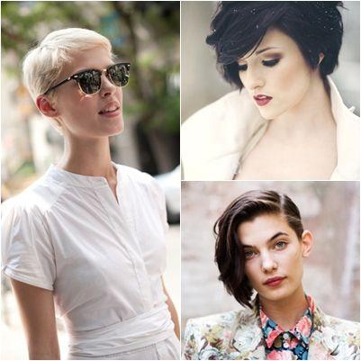 Модні короткі зачіски весна-літо 2013