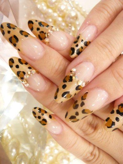 Леопардові нігті повертаються і знову в моді