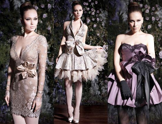 Модні новорічні сукні 2014, фото нарядів