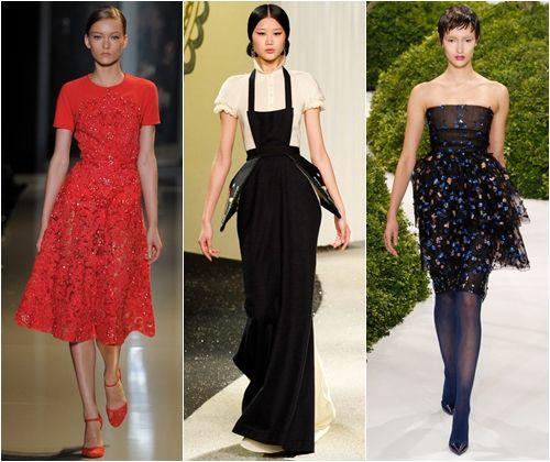 Модні сукні на випускний 2013
