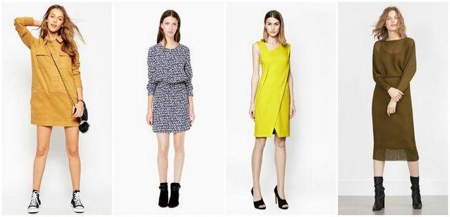 Модні сукні сезону осінь-зима 2015-2016