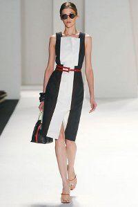 Модні сукні весна +2012
