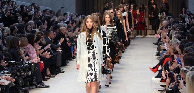 Тиждень моди в Нью-Йорку - не для блогерів?