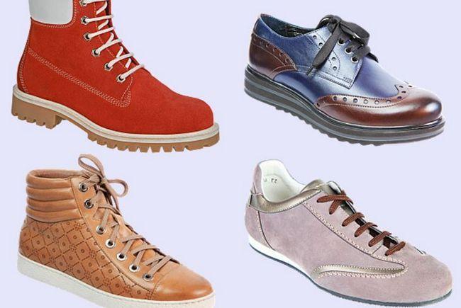Нова колекція взуття Ralf Ringer осінь +2013