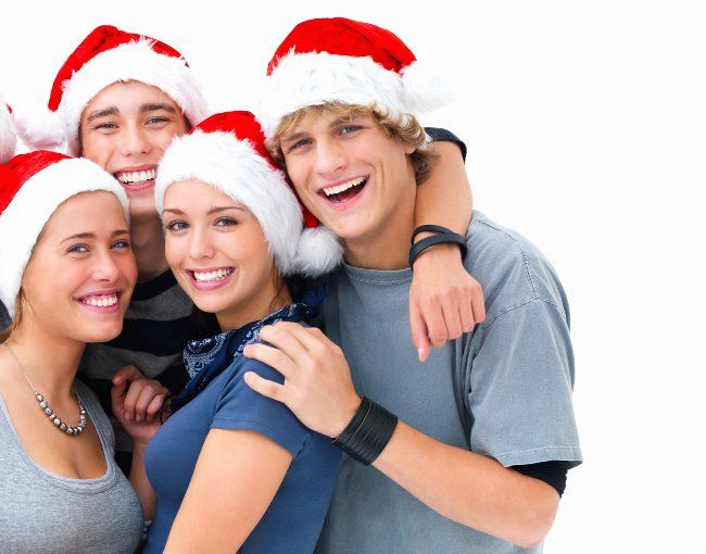 Новий рік для підлітків