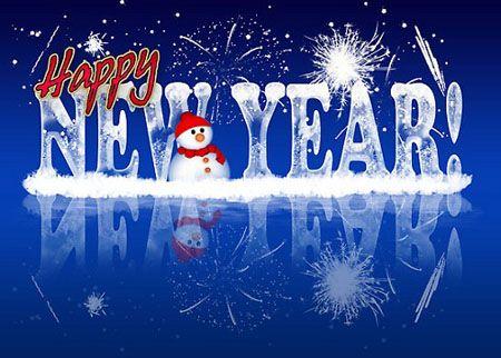 Оригінальні привітання з Новим роком +2015, кращі поздоровлення