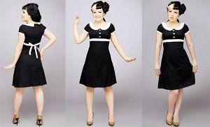 Плаття в стилі 60-х