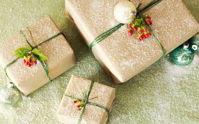 Подарунки батькам на Новий рік