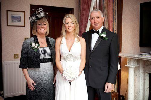 Поздоровлення на весілля від батьків