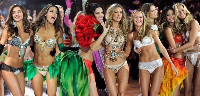 Передсвяткова колекція Victoria's Secret