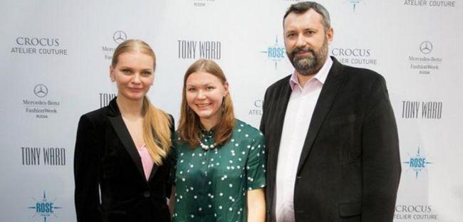 Прем'єра колекції pret-a-porter Тоні Уорда в Москві