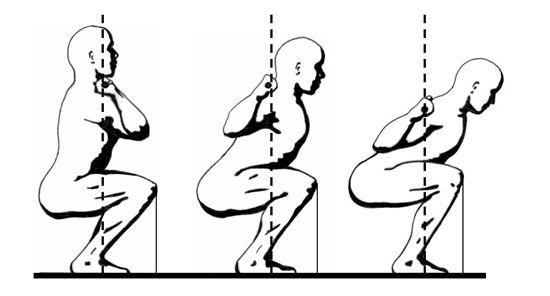 Присідання: правильні вправи для сідниць