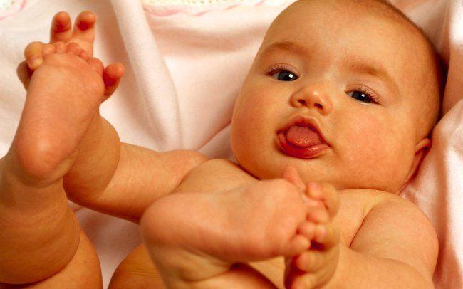 Режим дня дитини до року