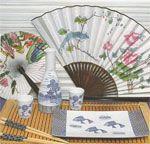 Розпис кераміки: набір для суші