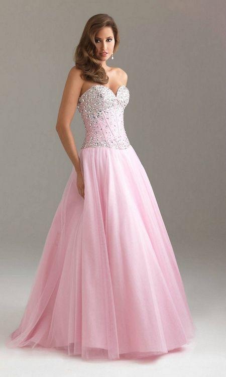 Найкрасивіші довгі сукні на випускний +2015