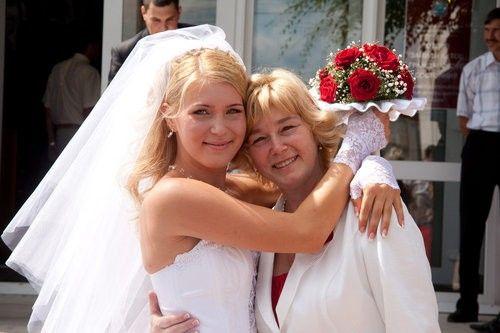 Найкрасивіші і теплі поздоровлення на весілля від мами
