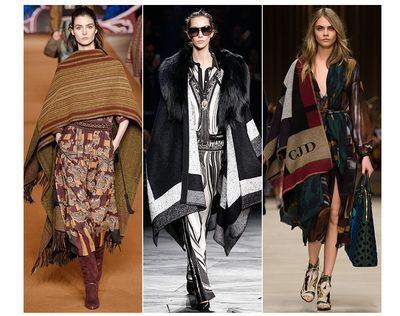 Модні речі осінь-зима 2014-2015 у вільному стилі