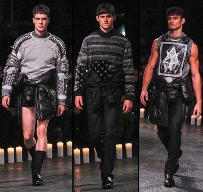 Наймодніша чоловічий одяг сезону осінь-зима 2014-2015