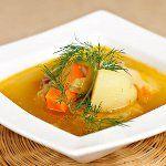 Шурпа з баранини: рецепт приготування